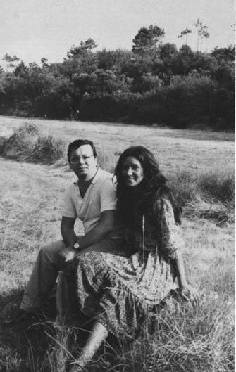 Giorgio Dibitono és Tina de Pasquale a Találkozások Völgyében